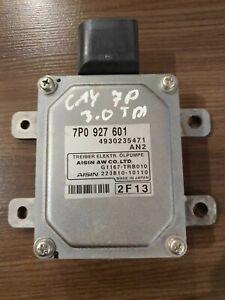 ECU AUDI Q7 GEARBOX OIL PUMP CONTROL MODULE ECU 7P0927601