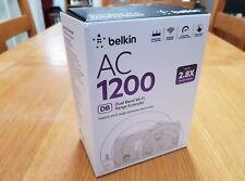 Belkin AC1200 Dual-Band Wi Fi Range Extender Wireless Signal Booster Fast
