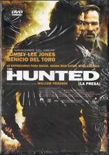The Hunted (La Presa). DVD. Filmax. Nuevo