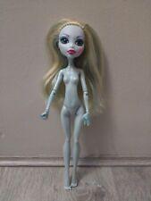 Monster High Lagoona Blue Muñeca sólo cuerpo desnudo