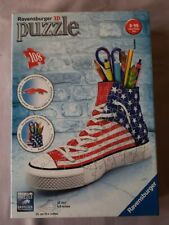 Ravensburger -Sneaker American Style 3D Puzzle - Still Sealed