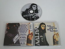 AALIYAH / âge Ain ´t nothing but a Number ( Jive 01241 41533 2) CD Album