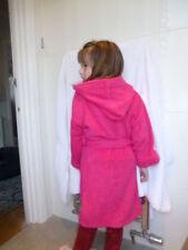 Ropa de niña de 2 a 16 años blanco color principal rosa 100% algodón