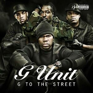 G UNIT G TO THE STREET SQUARE POSTER 01 (MUSIC) KEYRINGS-MUGS-PHOTOGRAPHS