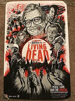 Gary Pullin Birth Of The Living Dead Art Print Poster Mondo Night Day Dawn Movie