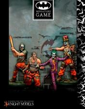 Batman Miniature Game: Joker's Crew Knight Models New