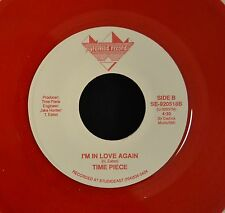RED VINYL MODERN SOUL Time Piece Pyramid 920518 From The Moment