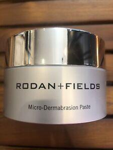 NEW FORMULA Rodan + Fields ENHANCEMENTS MicroDermabrasion Paste Jar 4.2oz NIB 🤍