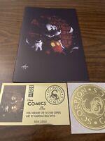 DISNEY COMICS AND STORIES #1 CGC 9.8 GOOFY DELL/'OTTO GUARANTEED PRESALE NM