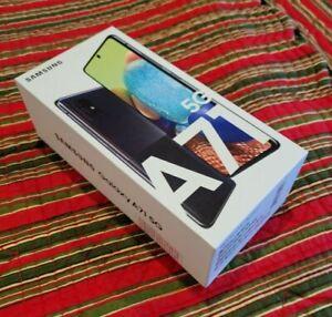 NEW UNLOCKED Samsung Galaxy A71 5G - 128GB - Black