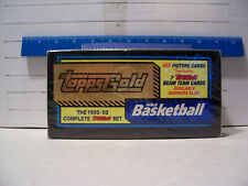 1992-93 Topps Gold Basketball Set Factory Wrapped 403 Cards Includes 7 Beam Team