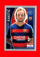 CHAMPIONS LEAGUE 2015-16 Topps-Figurine-stickers n. 312 - RAKITIC -BARCELONA-New