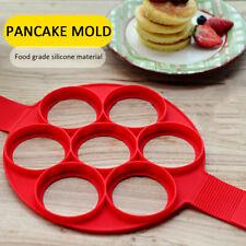 Magic Nonstick Ring Pancake Cook Egg Mold Maker Cheese Cooker Pan Flip Egg Tool√
