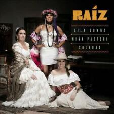 LILA DOWNS/NI¤A PASTORI/SOLEDAD (FOLK SINGER) - RAIZ NEW CD