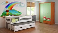 Trundle_Bed_For_Kids_Children_Juniors_Mattress140x70_160x80_180x80_180x90_200x90