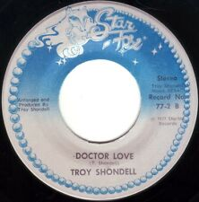 TROY SHONDELL Doctor Love b/w Still Loving You ((**NEW UNPLAYED 45**)) from 1977