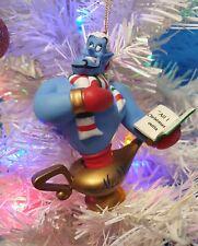 Grolier Disney Aladdins Genie Christmas Ornament