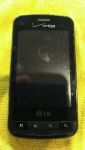 LG Enlighten VS700 - Black (Verizon) Smartphone - Used - Works