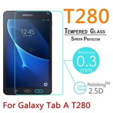 100% Tempered Glass Screen Protector for Samsung Galaxy Tab T 280