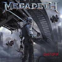 Dystopia von Megadeth (2016)  CD  NEU  /  VERSIEGELT  /   SEALED
