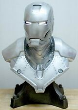 Iron Man Mk MK2 Mark2 finish 1/1 Bust Custom-resin-statue-Spot-NEW-LED