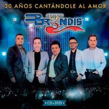 Grupo Bryndis 30 Anos Cantandole al Amor CD+DVD New sealed Nuevo