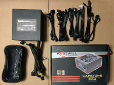 Rosewill Capstone 850w 80 Plus Gold Modular Power Supply PSU