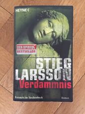 Verdammnis von Stieg Larsson (2008, Taschenbuch)