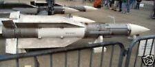 R-33 Vympel AA-9 Amos Russia Missile Mahogany Kiln Dry Wood Model Large