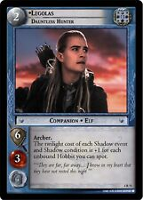 LOTR TCG Legolas Dauntless Hunter 4R73 The Two Towers Lord of the Rings MINT FOI