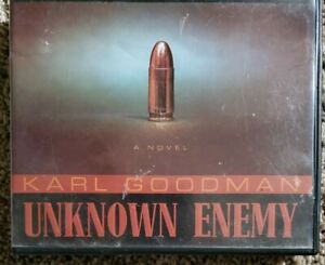 UNKNOWN ENEMY - KARL GOODMAN - LDS/MORMON FICTION CD AUDIOBOOK