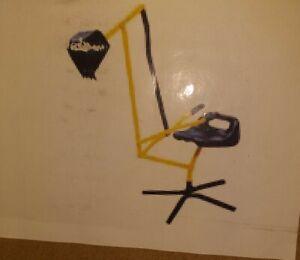 Bagger, Sitzbagger aus Metall, Sandbagger für Kinder