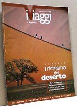 I VIAGGI DI REPUBBLICA - Namibia [Rivista - Anno II,n.18,5 Marzo 1998]