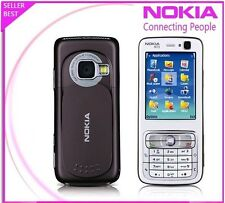ORIGINAL Nokia N73 Black Red Silver N 100% UNLOCKED Smartphone GSM 2017 Warranty