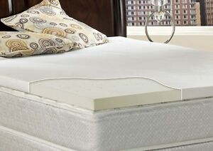 "Thomasville / Boyd Specialty Sleep 100% Natural Latex Mattress Topper 2"" - TWIN"