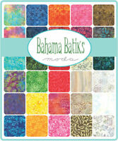 Moda Kota Batiks Fabric   ~   1//2 yard   ~ California Green # 41000 68