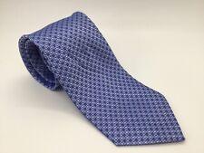 Edwards Signature Men's Neck Tie New Necktie Silk Neckwear Blue