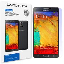 Samsung Galaxy Note 3 Panzerfolie Display Schutzfolie⚡SIEHE VIDEO⚡