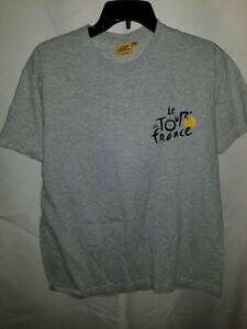 Le Tour de France Hat & Tshirt size Medium
