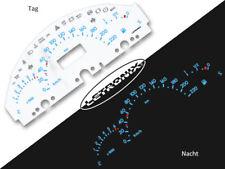 Letronix plasma Tachimetro Tachimetro Mercedes Classe A w168 220 km/h 6000rpm