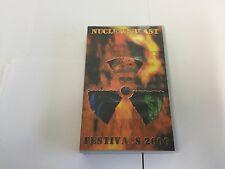 Nuclear Blast Festival 2002 E VHS 727361658830 CREMATORY KATAKLYSM RAISE HELL ET