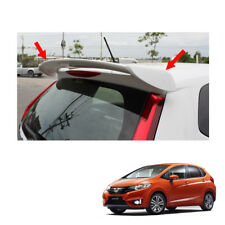 Rear Spoiler Painted Lift Style Trim For Honda Jazz Fit GK5 2014 - 2017
