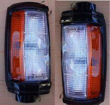 MITSUBISHI L200 PICKUP UTE 2WD 4WD MODEL 1993 1996 FRONT CORNER LIGHTS PAIR L R