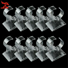 Watch Display Holder Clear Acrylic Stand Watches Showcase Wristwatch Rack 10pcs