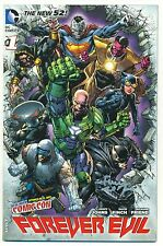 Forever Evil #1 NYCC New York Comic Con Variant Exclusive 2013 (DC Comics)