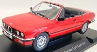 Model Car 1/18 Scale Model Car MCG18151 - 1985 BMW 3er (E30) Cabriolet - Red