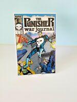 The Punisher War Journal #1 Marvel Comics 1988