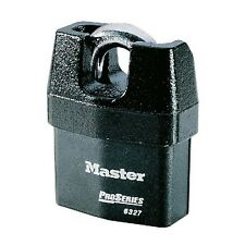 Armored Padlock pro Master Lock Stainless Industrial 249 3/32in67