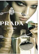 PUBLICITE ADVERTISING  2011   PRADA  parfum INFUSION D'IRIS