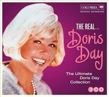 The Real Doris Day [Digipak] by Doris Day (CD, Oct-2012, 3 Discs, Columbia (USA))